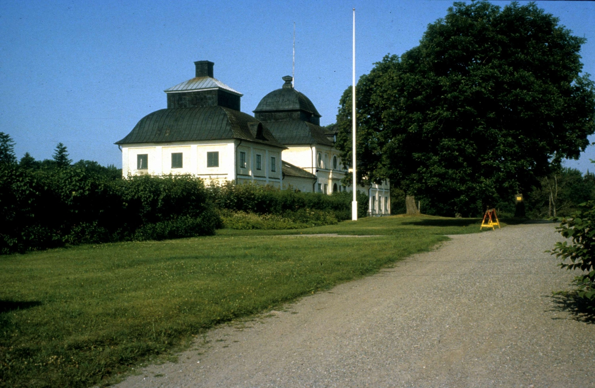 Runsa herrgård, Eds socken, Uppland 1983