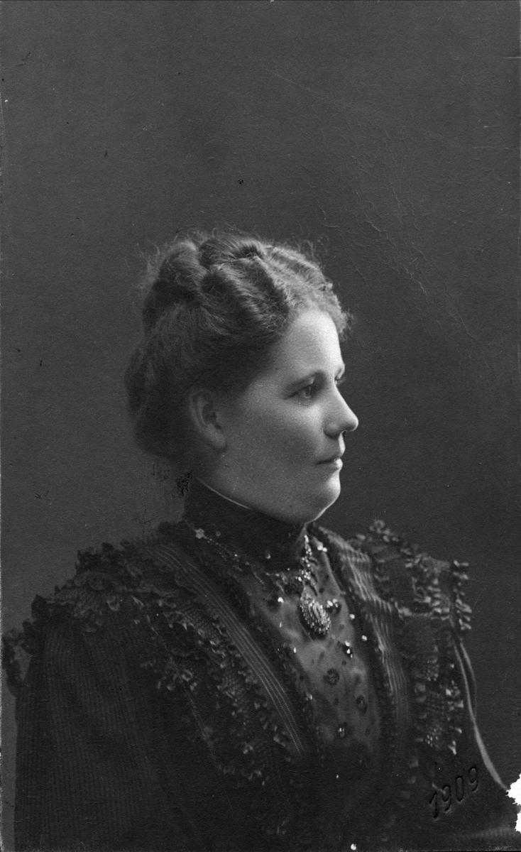 Porträtt av Ida Nyberg