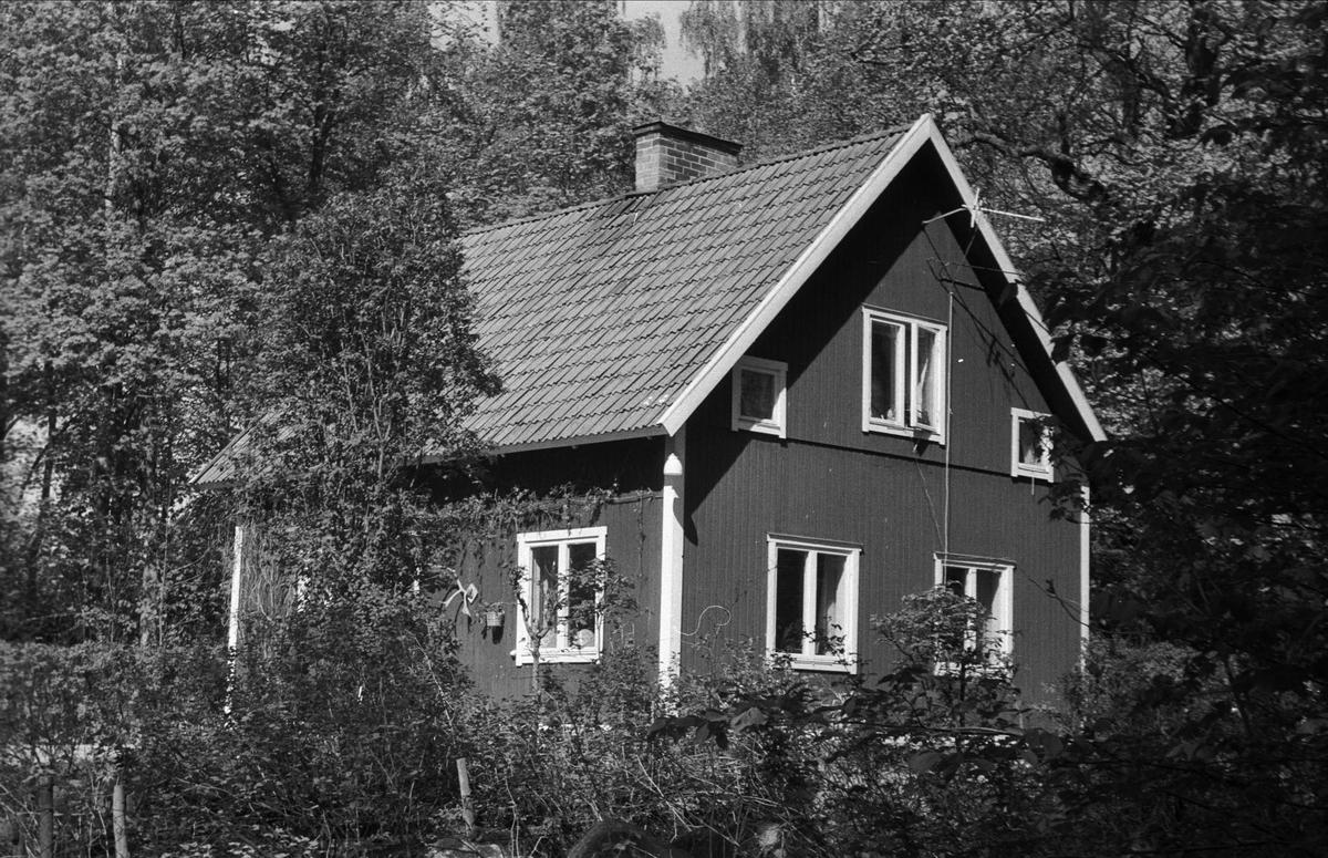 Bostadshus, Ekbacken, Björklinge socken, Uppland