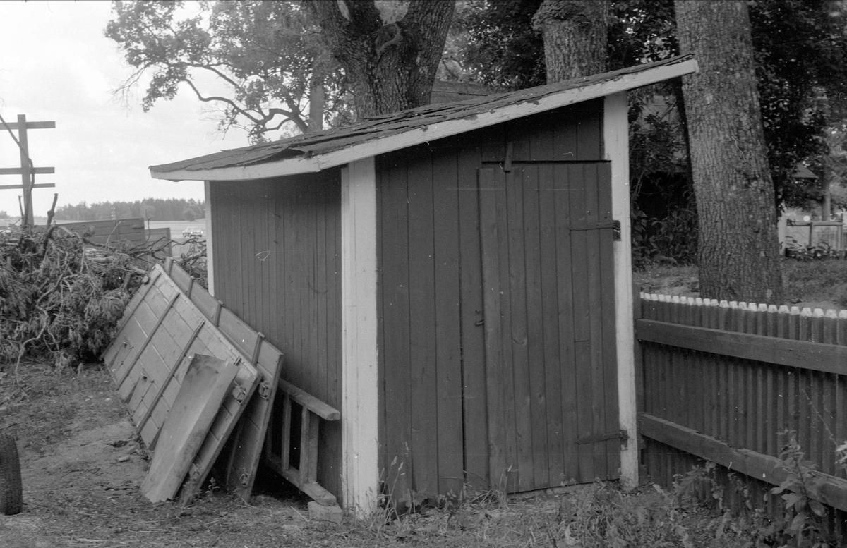 Mjölkrum, Lytta 1:4 och 1:6, Lytta, Bälinge socken Uppland 1976