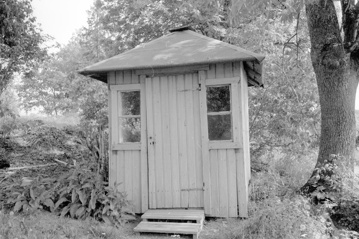 Hemlighus, Stora Skärna, Fullerö 22:2, Gamla Uppsala socken, Uppland 1977