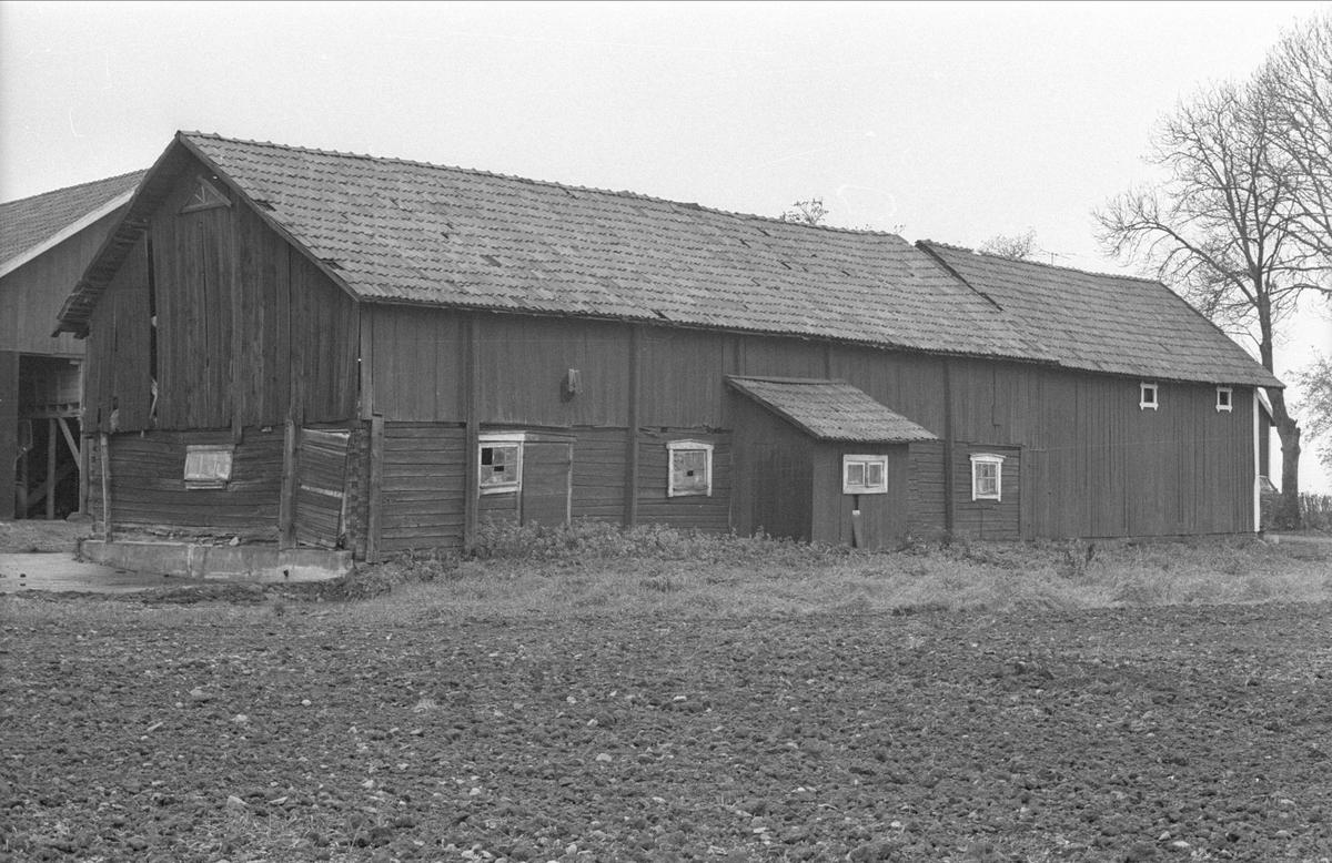 Ladugård/magasin, Fullerö 16:4, Gamla Uppsala socken, Uppland 1978