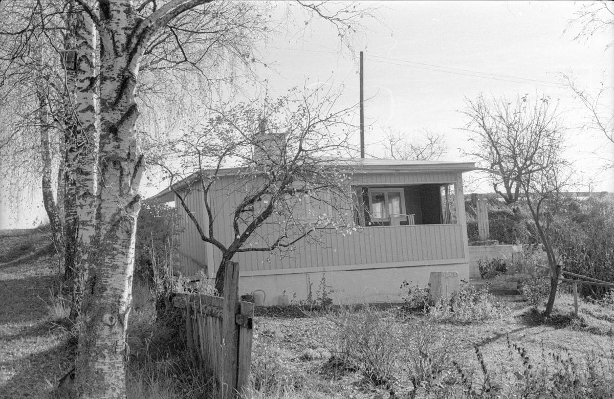 Sommarstuga, Vallsfjärden-Solvik, Fullerö 17:14, Ensta, Gamla Uppsala socken, Uppland 1978