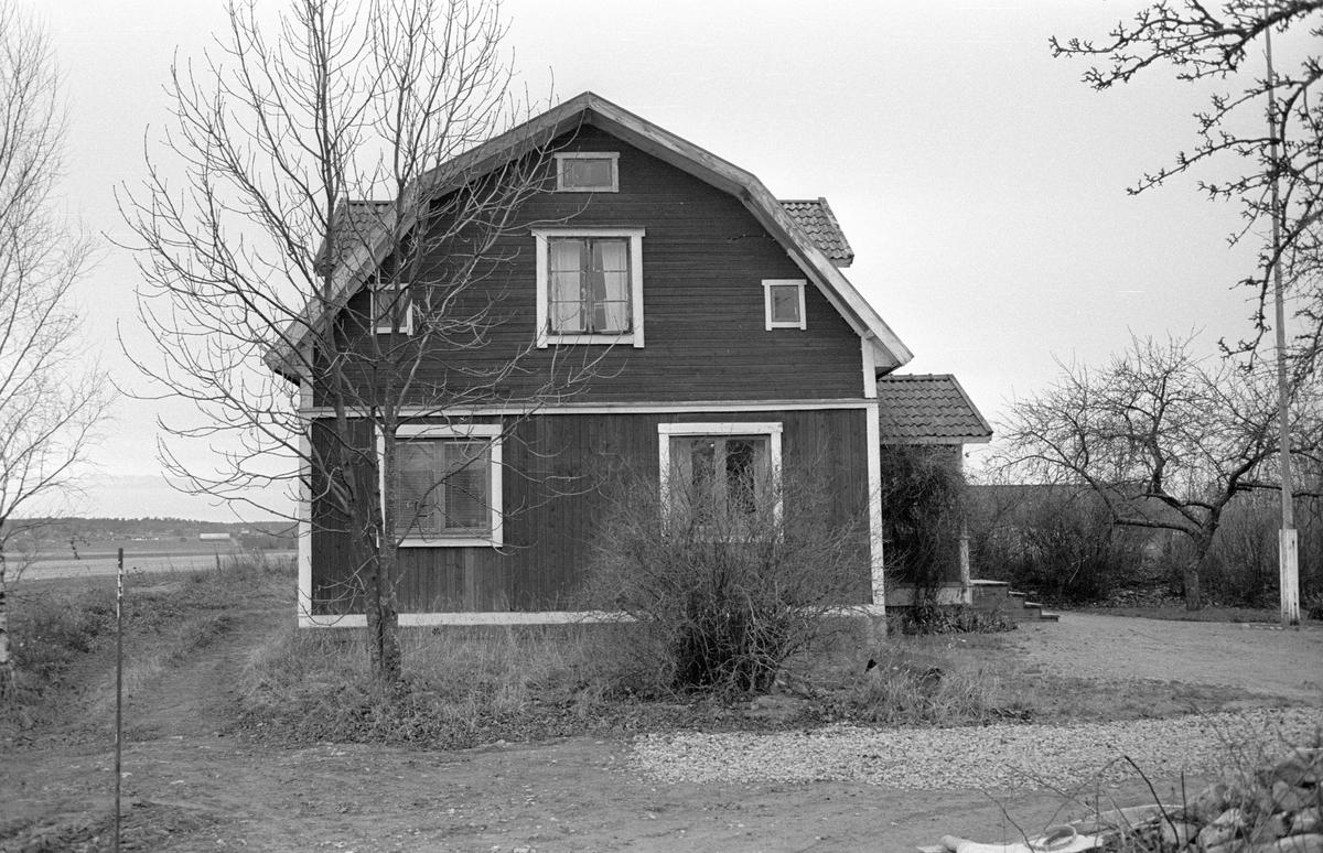 Bostadshus, Säby 1:11, Säby, Danmarks socken, Uppland 1978