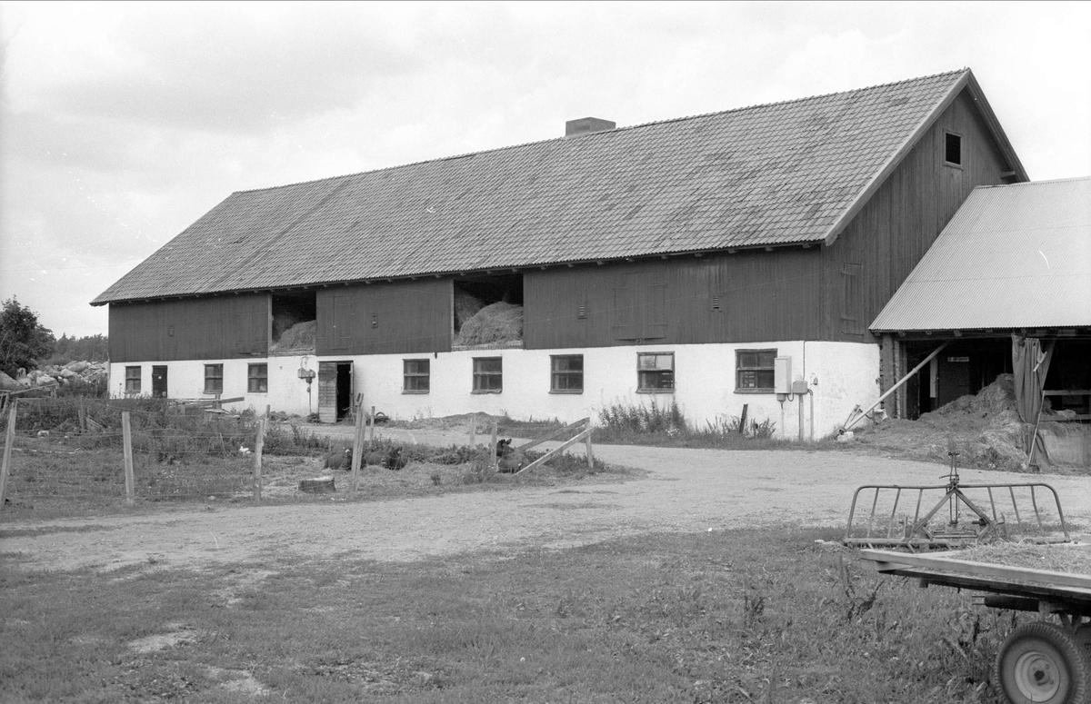 Ladugård, Lilla Frötuna, Åkerby, Funbo socken, Uppland 1982