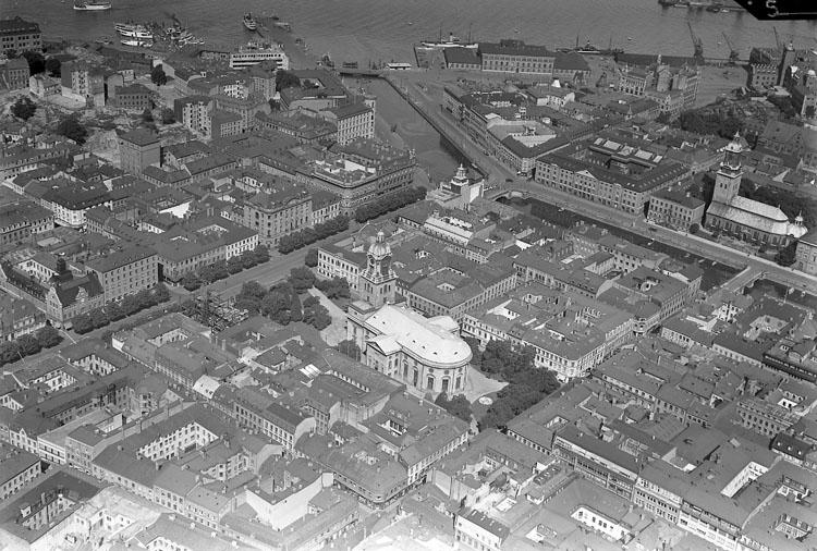 """Enligt Flygtrafik Bengtsfors: """"Göteborg Bohuslän""""."""