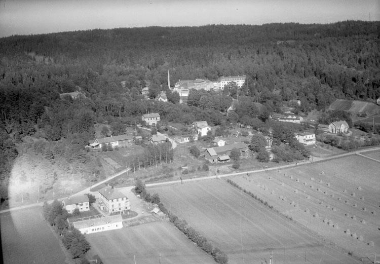"""Enligt AB Flygtrafik Bengtsfors: """"Svenshögen Bohuslän"""".                ::"""