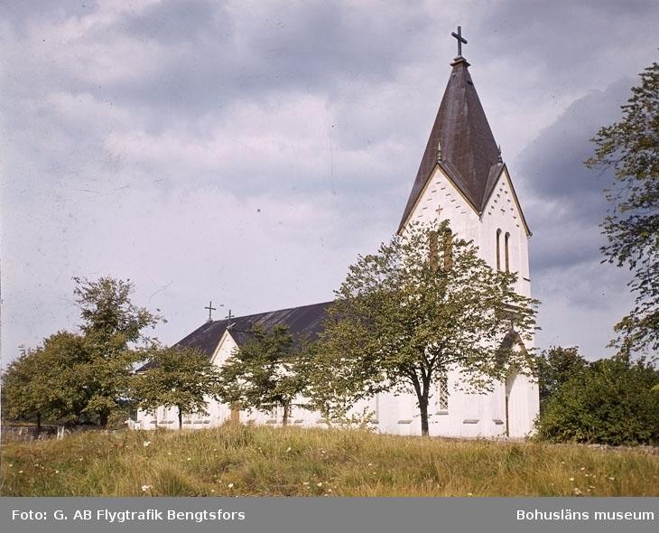 """Enligt AB Flygtrafik Bengtsfors: """"Stala kyrka Bohuslän"""".   ::"""