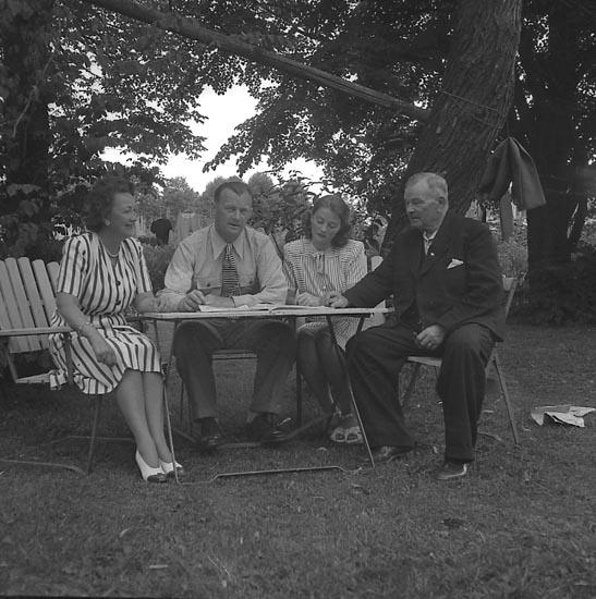 """Enligt notering: """"Andersson (Teatern) 8/9 1947""""."""