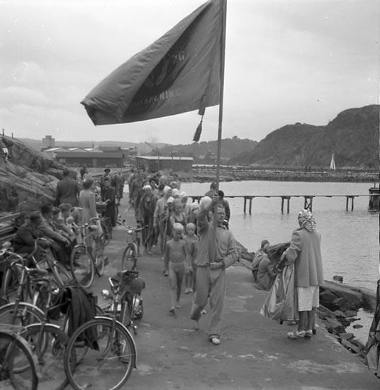 Simpromotion sommaren 1949
