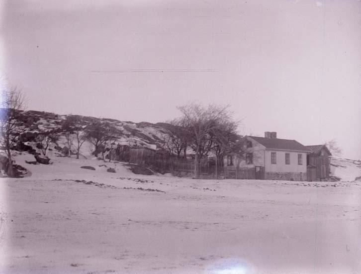 """Enligt text som medföljde bilden: """"Dalskog 1926."""""""