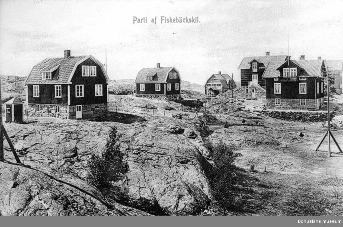 Parti af Fiskebäckskil.