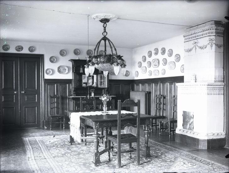 """1923. 313. Saltkällan. Interiör matsalen. Schillers."""