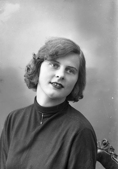 """Enligt fotografens journal nr 7 1944-1950: """"Schmidt, Fr. adr. Welin Ön""""."""