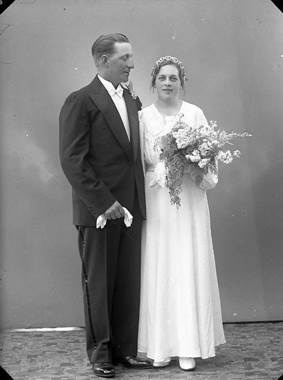 "Enligt fotografens journal nr 6 1930-1943: ""Edvardsson, Anders Kopparberget Här""."