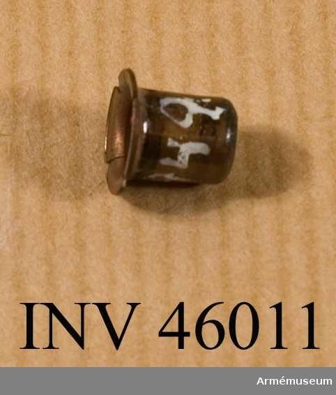 Grupp E V. Fullt färdig. 1847. Marieberg.