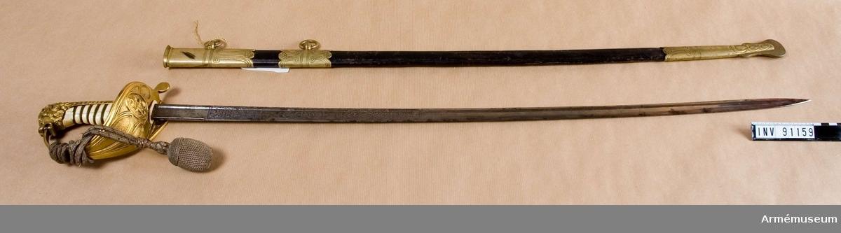 Sabel m/1889