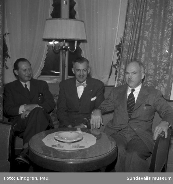 Amerikaner som köpt Sundsvalls Förenade Verkstäder.