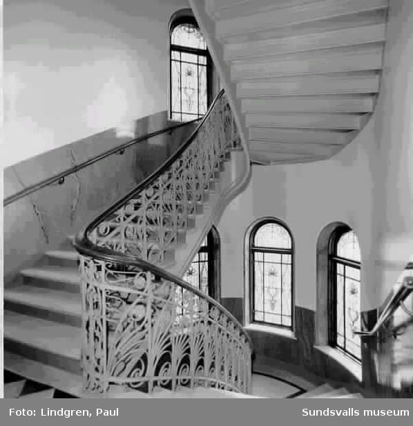 trappuppgång Storgatan 9