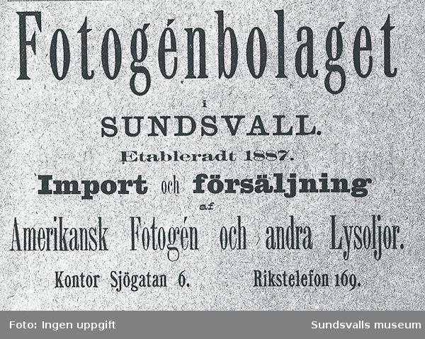 Sjögatan 6.