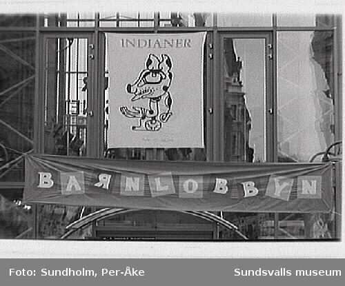 Barnlobbyn, 28 sept 1992Barn- och ungdoms KULTUR.
