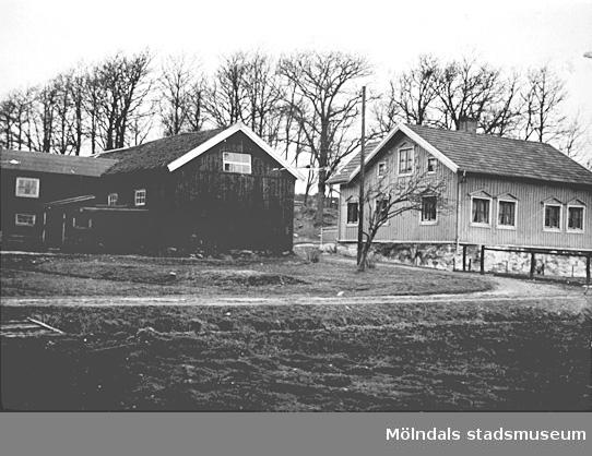 Bild ur album om Ingrid Larsson, Lilly Edvardsson(?)Kållered.