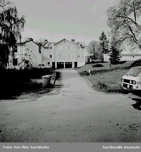 Flerbostadshus, kv. Enen 7, Södermalmsgatan 43.