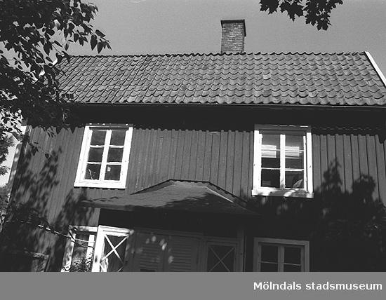 Röda huset hösten 1994