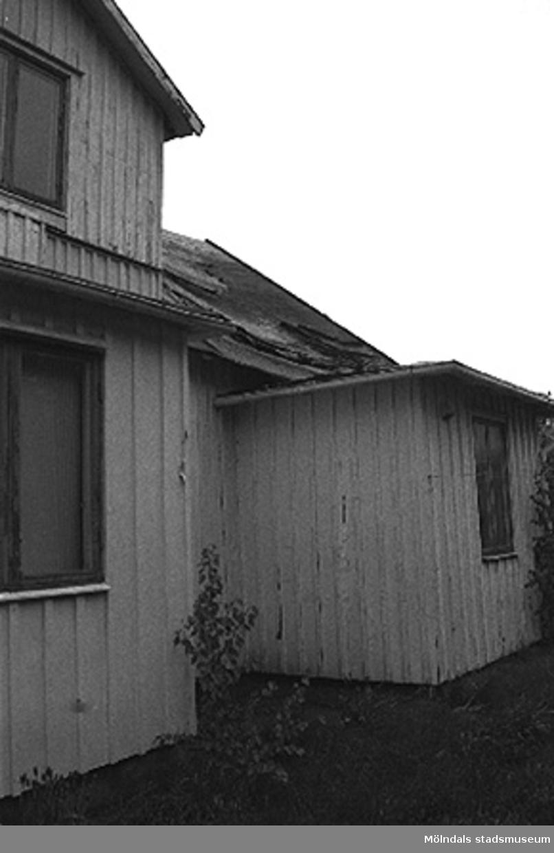 Ett bostadshus, Solhemsgatan 10, Lästen 10, Solängen 1996-05-29.
