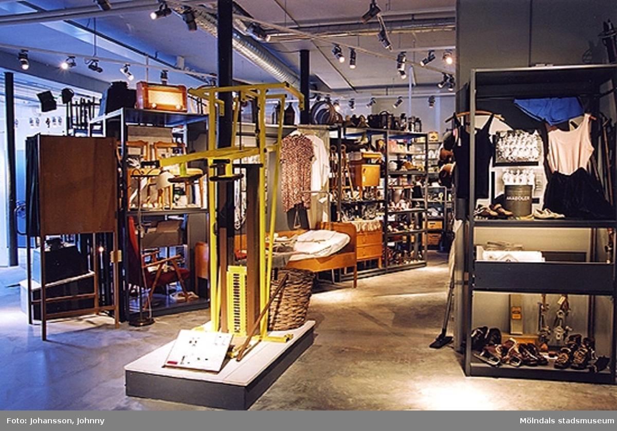 Öppna magasinet - Kroppen och Ålderdom.Basutställning på Mölndals museum, Kvarnbygatan 12, Kvarnbyn, Mölndal.