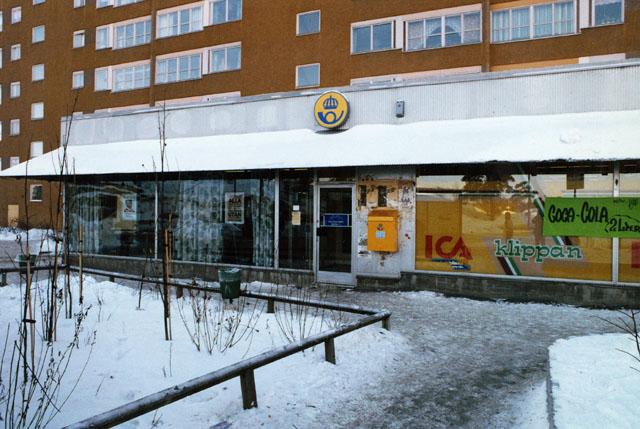 Postkontoret 131 05 Nacka Henriksdalsringen 115