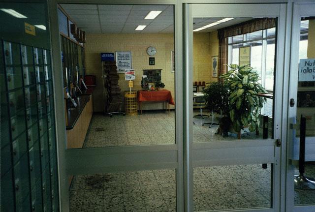 Postkontoret 291 09 Kristianstad Ubbes väg 3B