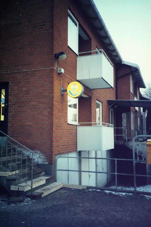 Postkontoret 260 34 Mörarp Rosenlundsvägen 8