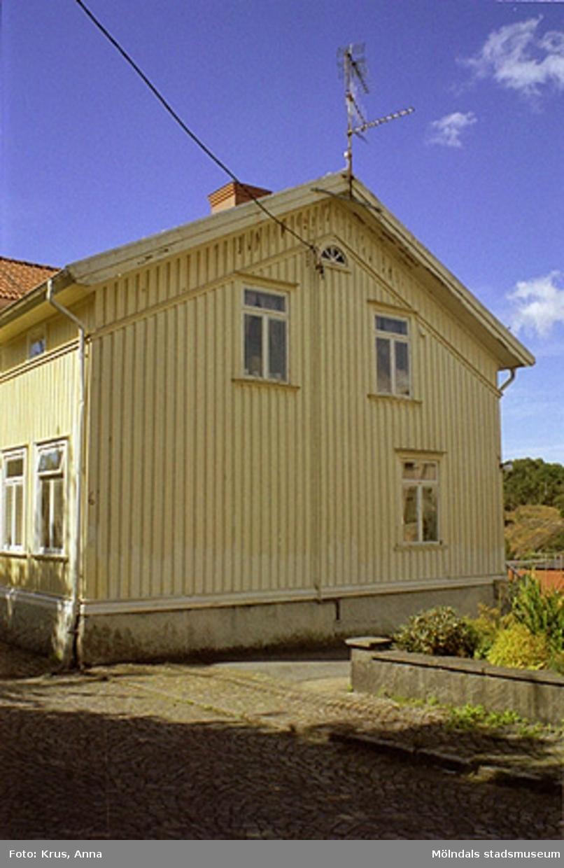 Intressant påbyggnad av villa i Kvarnbyn.
