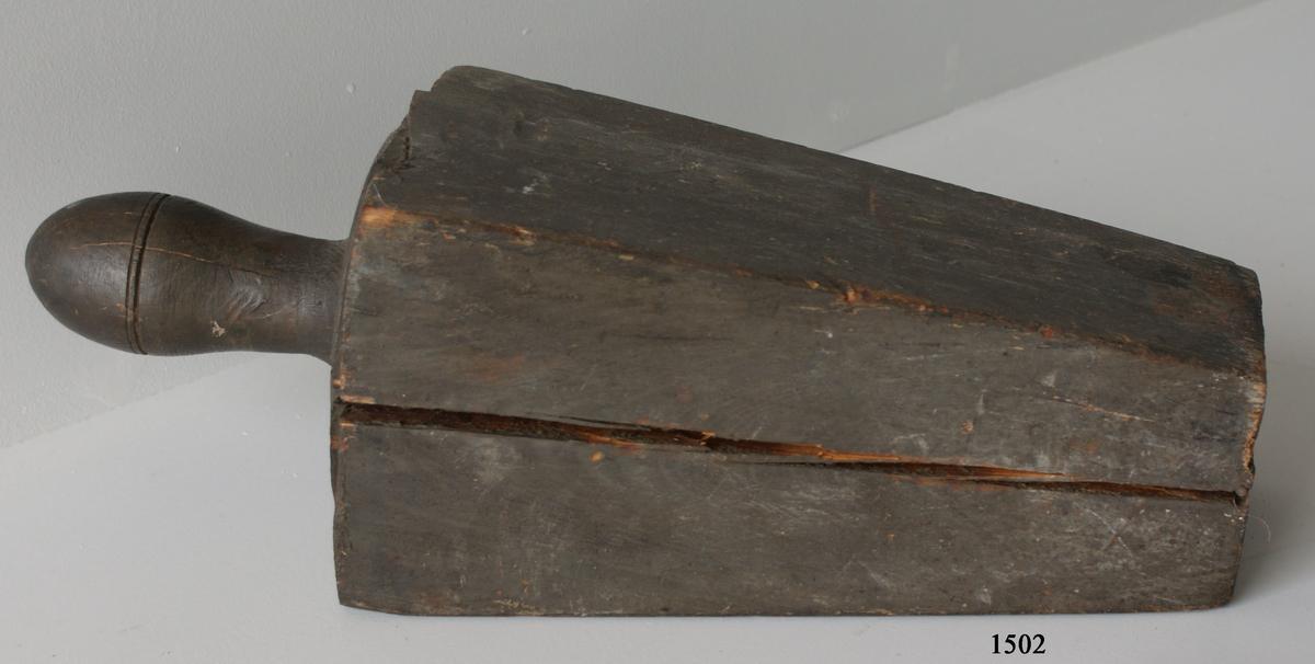 Ställhult sv trä till 6-pund kanon.