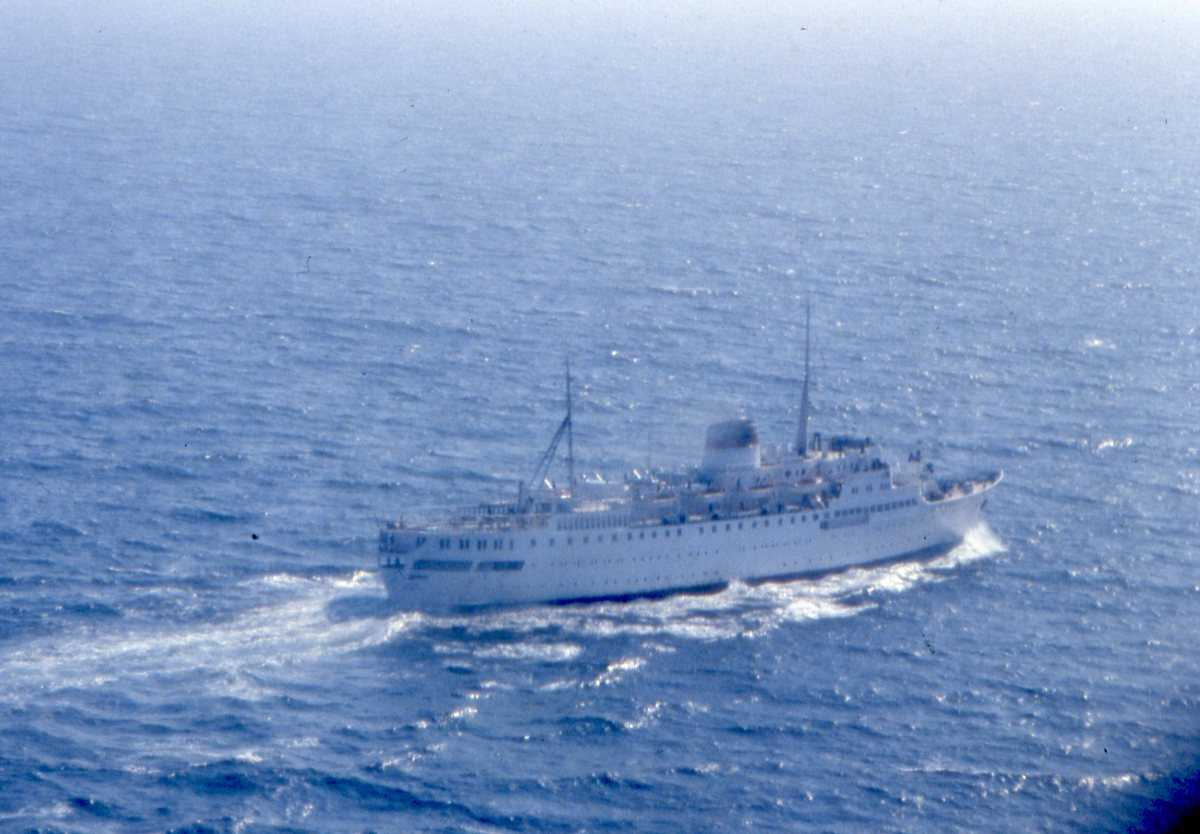 Russisk fartøy av Mikhail Kalinin - klassen med navnet Estonira.