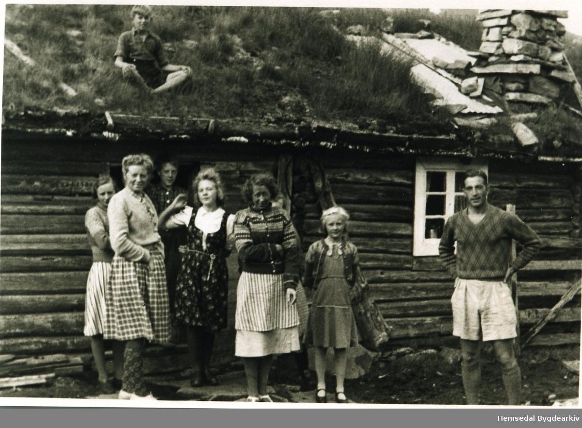 Resestølen i Mørkedalen i Hemsedal