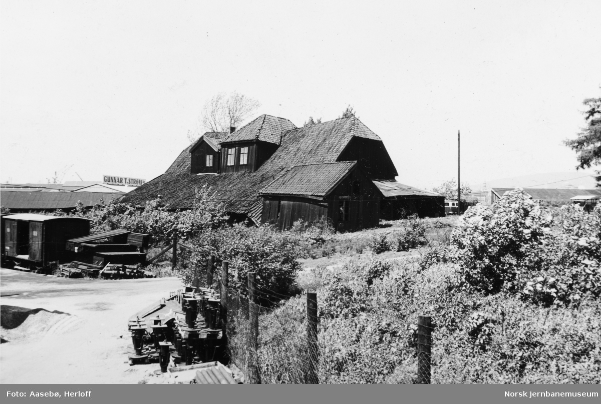 Ark-låven på Sørenga, Oslo Ø