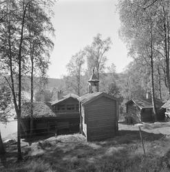 Hos Tore Segelcke på Bjørnsgaard.