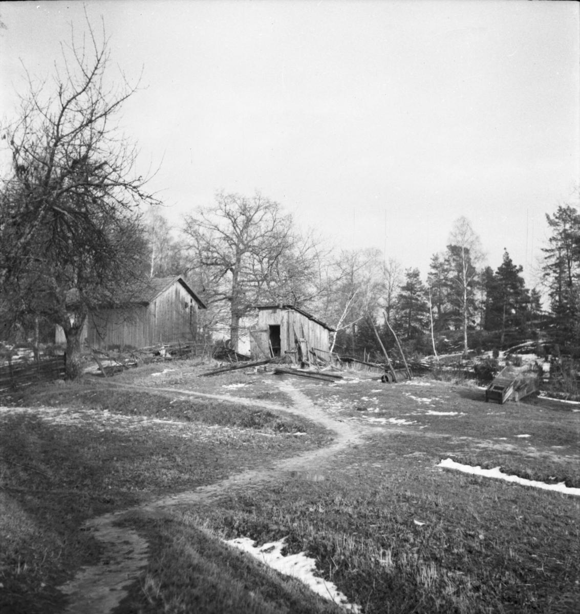 Hägerstens gård Exteriör