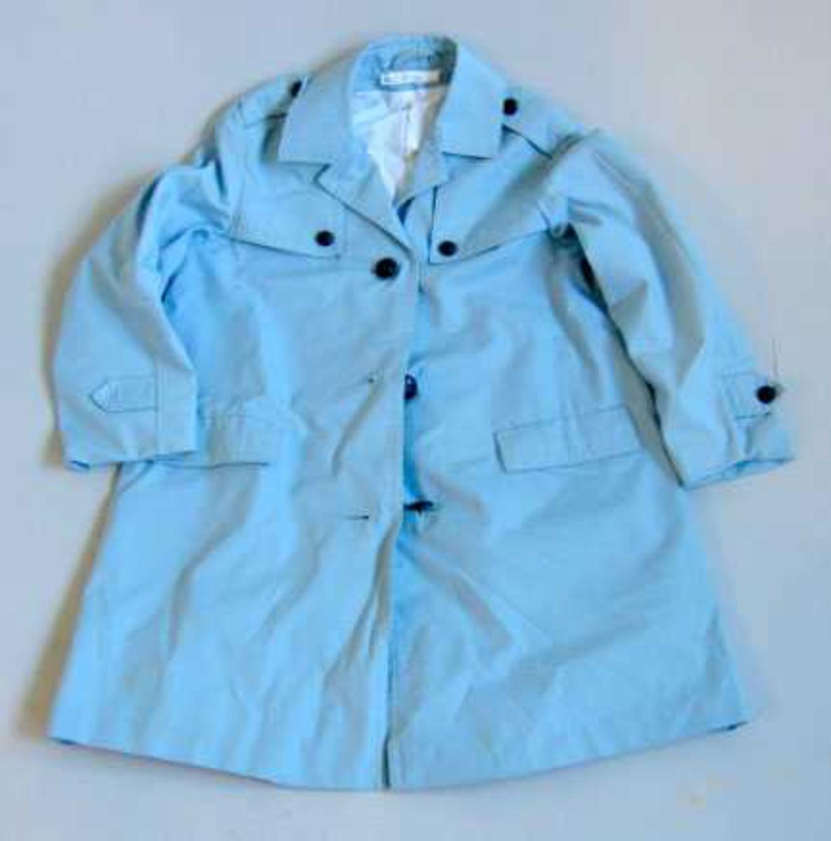 Form: Trenchcoat-form