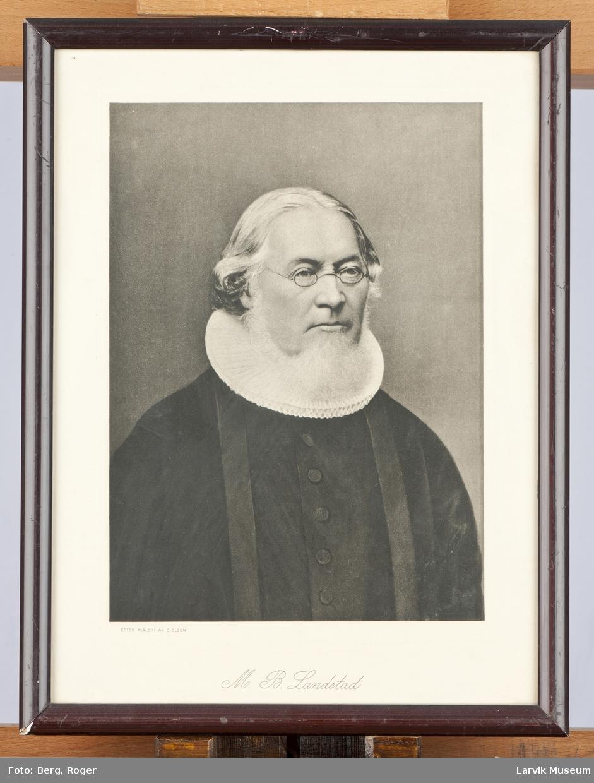 M. B. Landstad.