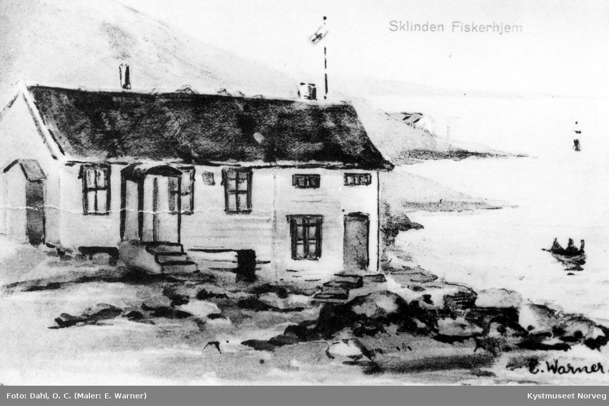 Leka kommune, Sklinden Fiskerhjem