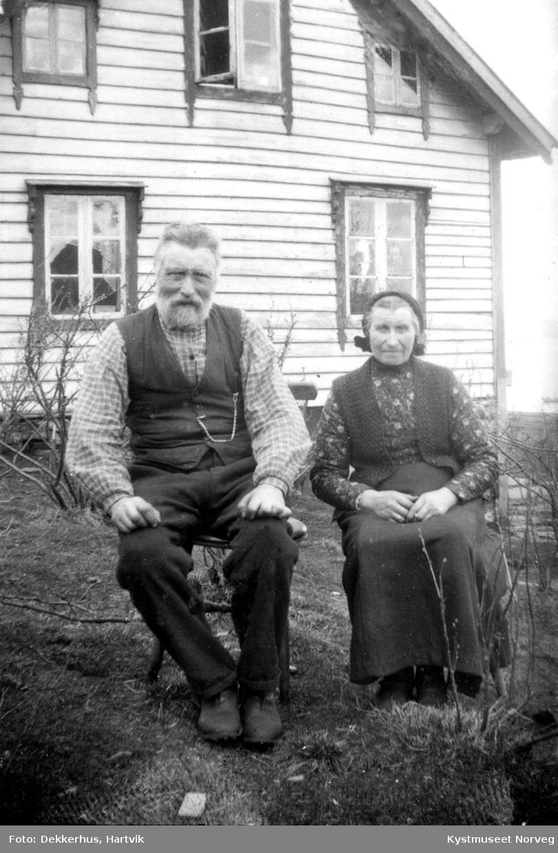 Johan og Julie Stave