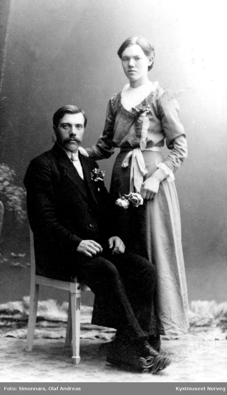 Elisif Grunnan Barø og Einar Barø