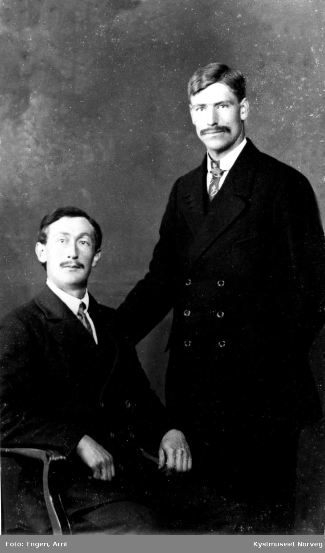 Jakob og Johan Gravseth