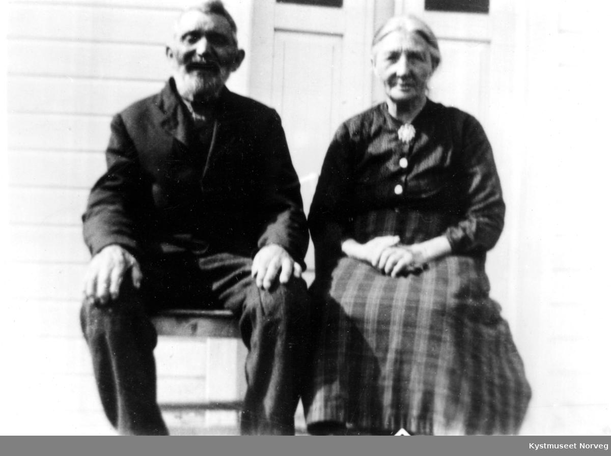 Henriette og Helmer Olsen Henrikø
