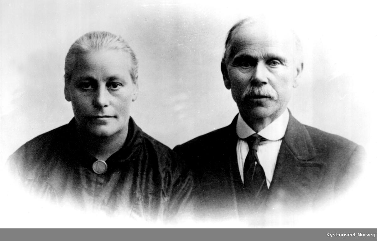 Eilert Grande og hans andre kone Anna Andreasdatter Sylten