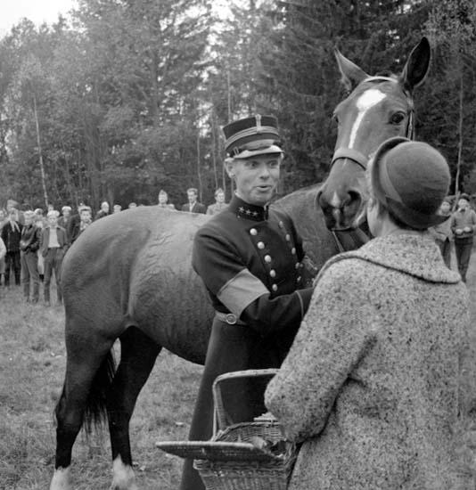 """Enligt notering: """"Hubertusjakt Höggeröd 3/11 -59""""."""