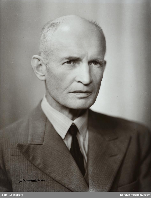Portrett av overingeniør Georg Robert Lorange